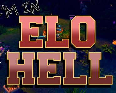 You are not in elo hell